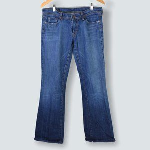 Citizens of Humanity Low Waist Flare Jeans 31